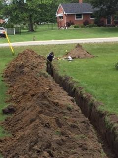 Plumbing Line Install image 6