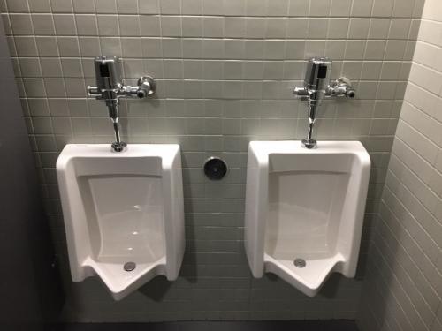 Urinal Install 2