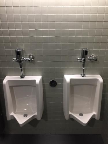 Urinal Install 1